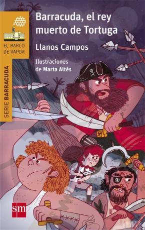 Portada de Barracuda, El Rey Muerto De Tortuga