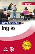 Portada de Cuerpo De Maestros. Ingles. Temario
