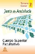 Portada de Cuerpo Superior Facultativo De La Junta De Andalucia. Temario Comun. Vol.ii