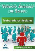 Portada de Trabajadores Sociales Del Servicio Andaluz De Salud: Temario Vol Umen Ii