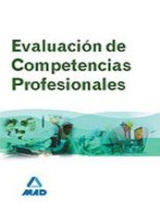 Portada de Evaluacion De Competencias Profesionales