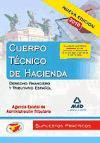 Portada de Cuerpo Tecnico De Hacienda.agencia Estatal De Administracion Trib Utario Español. Supuestos Practicos
