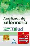 Portada de Auxiliares De Enfermeria Del Servicio Aragones De Salud. Temario De La Parte Especifica