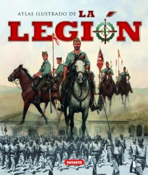 Portada de La Legion: Atlas Ilustrado