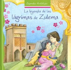 Portada de La Leyenda De Las Lagrimas De Zulema