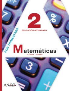 Portada de Matematicas 2.