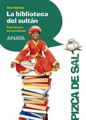 Portada de La Biblioteca Del Sultan