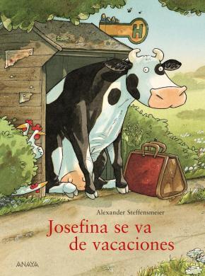Portada de Josefina Se Va De Vacaciones