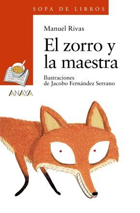 Portada de El Zorro Y La Maestra