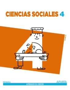 Portada de Ciencias Sociales 4º Educacion Primaria  Murcia