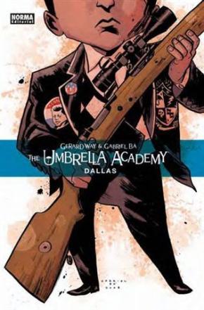 Portada de The Umbrella Academy: Dallas