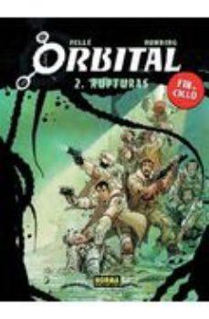 Portada de Orbital(vol. 2):rupturas