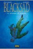 Portada de Blacksad Vol. 4: El Infierno, El Silencio