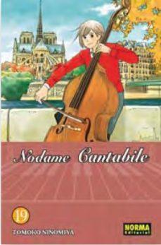 Portada de Nodame Cantabile Vol. 19