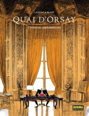Portada de Quai D Orsay (vol. 1)
