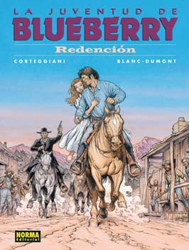 Portada de La Juventud De Blueberry (vol. 52): Redencion