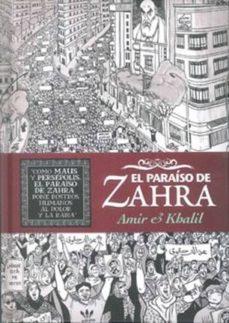 Portada de El Paraiso De Zahra