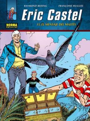 Portada de Eric Castel (vol. 15): El Mensaje Del Maltes