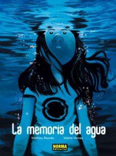 Portada de La Memoria Del Agua