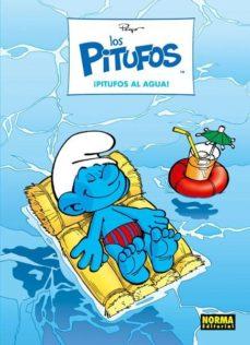 Portada de Los Pitufos 28: ¡pitufos Al Agua!