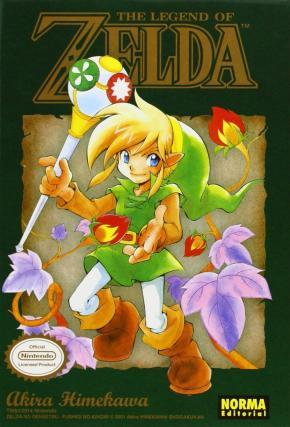 Portada de Pack The Legend Of Zelda 2  (contiene Nº 6 A 10)
