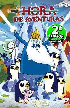Portada de Hora De Aventuras 2 (3ª Ed.)