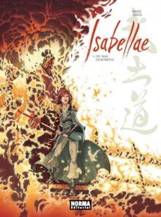 Portada de Isabellae 2: Un Mar De Muertos