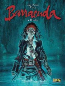 Portada de Barracuda 4: Revueltas