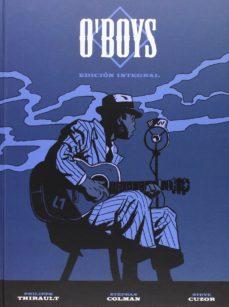 Portada de O Boys (ed. Integral)