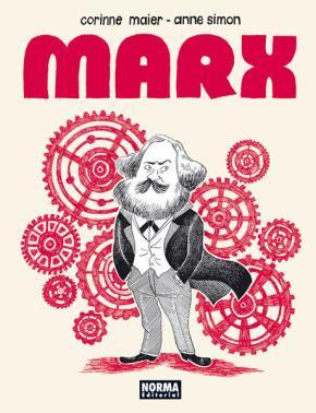 Portada de Marx: Una Biografia Dibujada