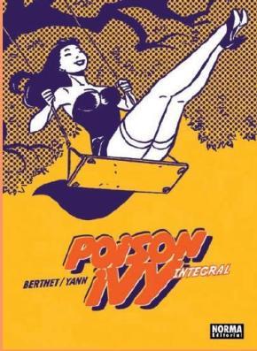 Portada de Poison Ivy (ed. Integral)