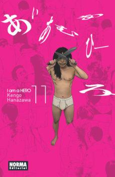 Portada de I Am A Hero 11