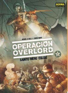 Portada de Operacion Overlord 1: Sainte-mere-eglise