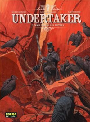 Portada de Undertaker 2: Como Danzan Los Buitres
