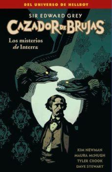 Portada de Cazador De Brujas 3: Los Misterios De Interra