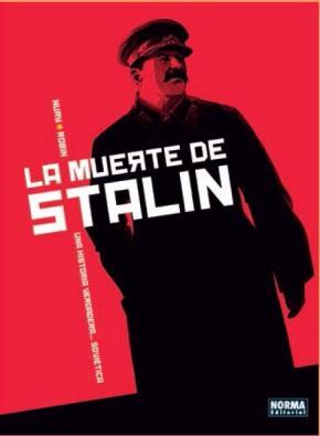 Portada de La Muerte De Stalin