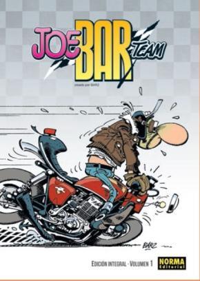Portada de Joe Bar. Integral 1
