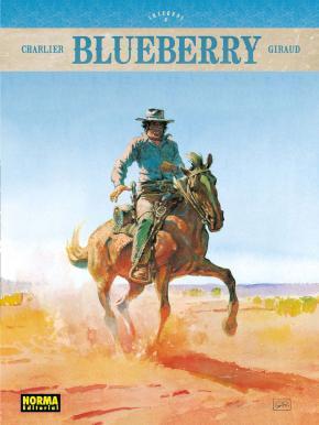 Portada de Blueberry: Edicion Integral 4