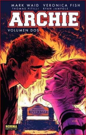 Portada de Archie: Volumen Dos