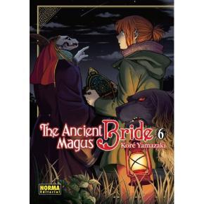 Portada de The Ancient Magus Bride 06