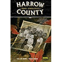 Portada de Harrow County 4: Arbol Genealogico
