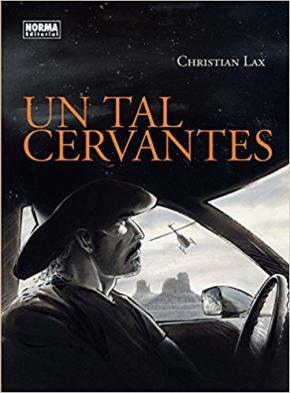 Portada de Un Tal Cervantes