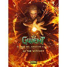 Portada de Gwent: El Arte Del Juego De Cartas De The Witcher