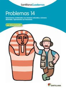 Portada de Problemas Matematicas 14
