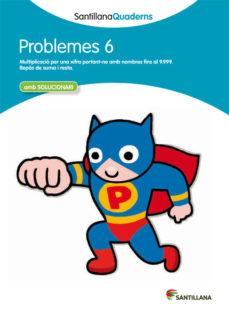 Portada de Problemes De Matematiques 6