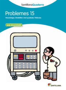 Portada de Problemes De Matematiques 15