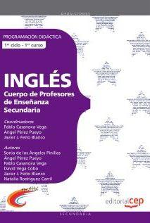 Portada de Cuerpo De Maestros Ingles. Programacion Didactica 1ª Ciclo