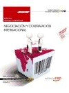 Portada de (uf1784) Manual Negociacion Y Contratacion Internacional. Certifi Cados De Profesionalidad. Marketing Y Compraventa Internacional