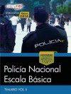 Portada de Policia Nacional Escala Basica. Temario Vol. Ii.