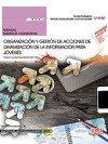 Portada de (mf1875_3) Manual Organizacion Y Gestion De Acciones De Dinamizacion De La Informacion Para Jovenes: Certificados De     Profesionalidad. Informacion Juvenil (ssce0109)